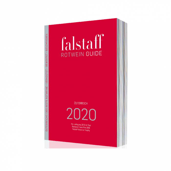falstaff: Zweigelt Reserve 2016